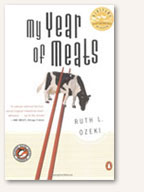 Photo of Book Cover: My Year of Meats