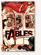 Photo: Book Cover of Fables