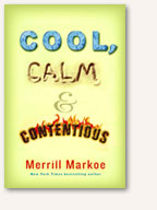 Book Cover: Cool, Calm & Contentious