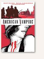 Cover: American Vampire