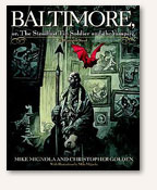 Book Cover: Baltimore; Or, The Steadfast Tin Soldier and the Vampire