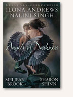 Book Cover: Angels of Darkness