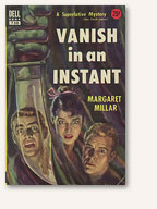 Book Cover: Vanish In An Instant