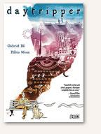 Book cover: Daytripper