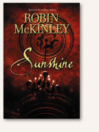 Book cover: Sunshine