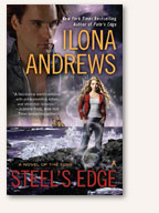 Book cover: Steel's Edge