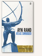 Cover: Atlas Shrugged