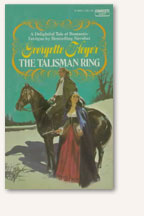 Book Cover: The Talisman Ring