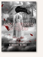 Book Cover: Anna Dressed in Blood