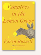 Book cover: Vampires in the Lemon Grove