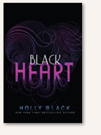 Book Cover: Black Heart