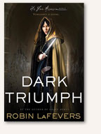 Book Cover: Dark Triumph