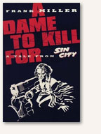 Book Cover: A Dame to Kill For