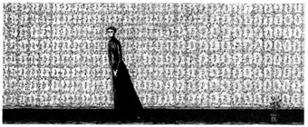 Edward Gorey Picture of Florence