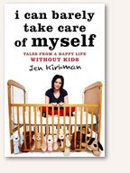 Book Cover: I Can Barely Take Care of Myself