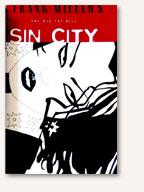 Book Cover: Sin City Volume 3