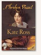 Book Cover: A Broken Vessel