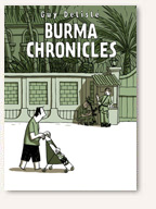 Book Cover: Burma Chronicles