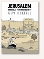 Book cover: Jerusalem