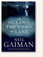 Book Cover: Ocean at the End of the Lane