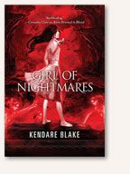 Book Cover: Girl of Nightmares