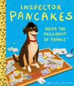 Book Cover: Inspector Pancakes