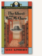 Book Cover: The Ghost and Mrs. McClure