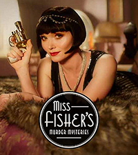 Cover photo: Miss Fisher's Murder Mysteries