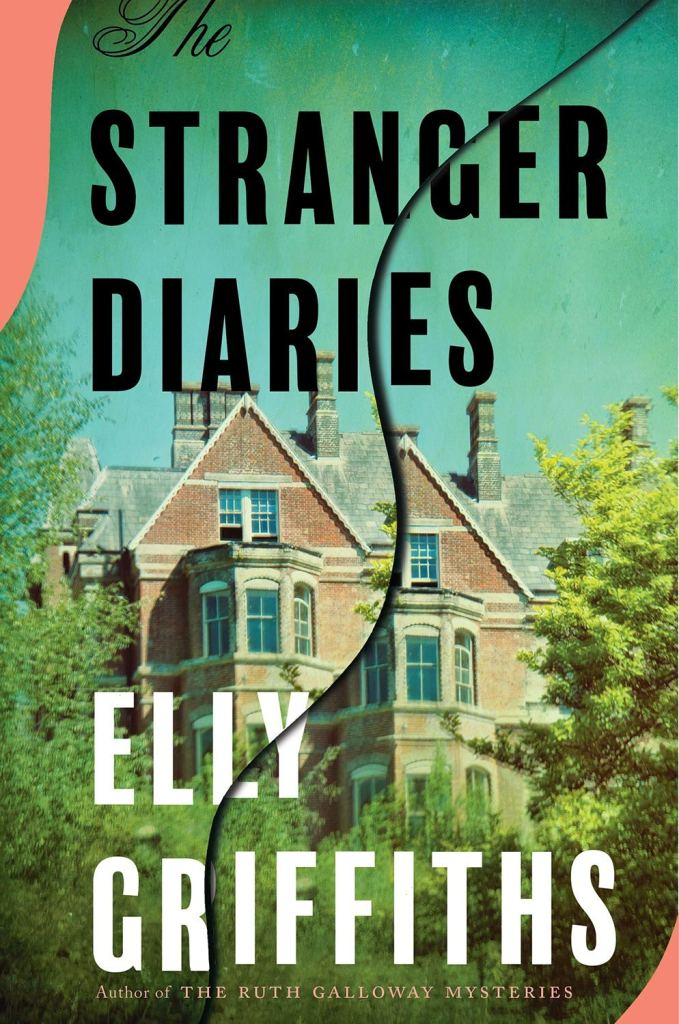 Book cover for Stranger Diaries